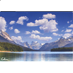 Calm Mindful Puzzle Collection: Jasper Lake