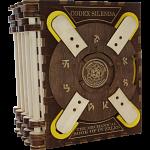 Codex Silenda - 5 Page Dark Walnut