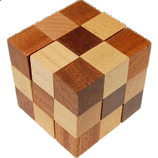 Soma Cube - Search Results