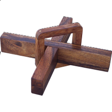 X Marks the Spot - Puzzle Master Wood Puzzles