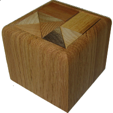 Cube AC (tray 2) - European Wood Puzzles