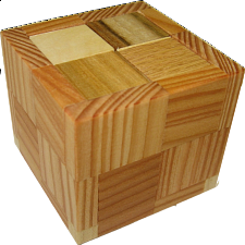 Minibox C2 (tray 2) - European Wood Puzzles