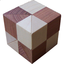 Cube Vinco - European Wood Puzzles