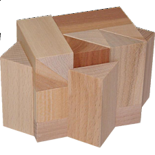 Minibox Q1.5 - European Wood Puzzles