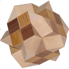 Trickbox - Wood Puzzles