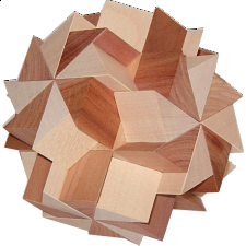 Twister 1 - European Wood Puzzles