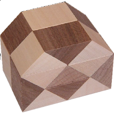 Hexatresor - European Wood Puzzles