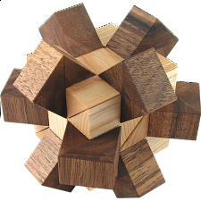 Hedgehog - Vinco - European Wood Puzzles
