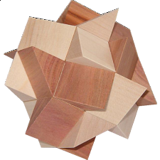 Superstar - European Wood Puzzles