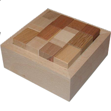 HCP1 - European Wood Puzzles