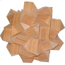 Nugget - Wood Puzzles