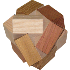 Cohedron - European Wood Puzzles