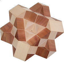 Star of David - Vinco - European Wood Puzzles