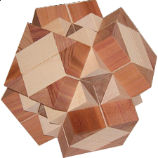 Barbar - European Wood Puzzles