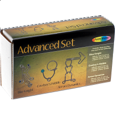 Advanced Set - Wire & Metal Puzzles