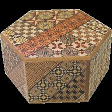 Hexagon 6-Step Yosegi -