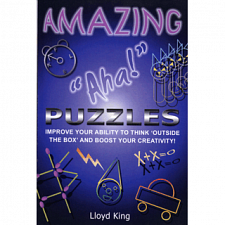 Amazing Aha! Puzzles - Book