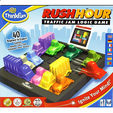Rush Hour - Strategy - Logical