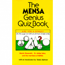 The Mensa Genius Quiz Book - Mensa