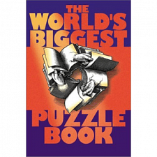 The World's Biggest Puzzle Book - Book - Puzzle Books