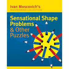 Sensational Shape Problems and Other Puzzles - Book