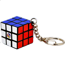 Rubik's Cube (3x3) Key Ring - Rubik's Cube & Others