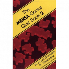 The Mensa Genius Quiz Book 2 - Mensa