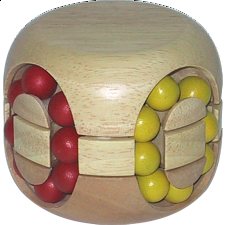 Twister - Brain Teaser - Wood Puzzle - Search Results
