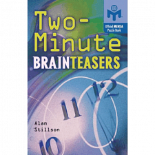 Two-Minute Brainteasers - Book - Brain Teaser