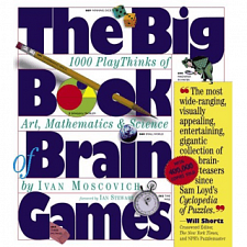 The Big Book of Brain Games - Book