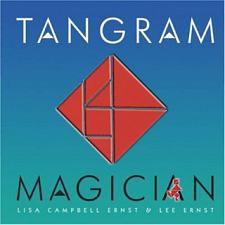Tangram Magician - Book