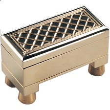 Brass Treasure Chest - Designers