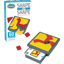 Shape by Shape - Tangram Puzzles