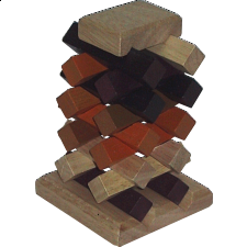 Tower of Babel - Puzzle Master - Puzzle Master Wood Puzzles