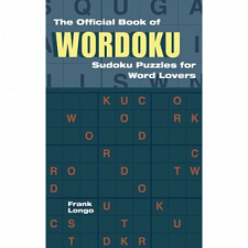 The Official Book of Wordoku #3 - Book - Puzzle Books