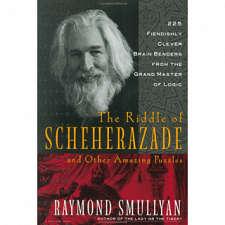 The Riddle of Scheherazade and Other Amazing Puzzles - Book - Puzzle Books