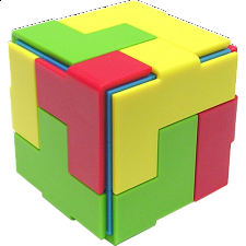 Idea Cube - Other Misc Puzzles