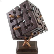 Labyrinth 4-D - Other Wood Puzzles