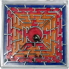 Crazy Maze - Star