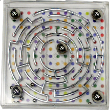 Crazy Maze - Spots