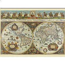 World Map 1665 - Search Results