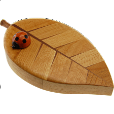 Walk of the Lady Bug - Wood Puzzles
