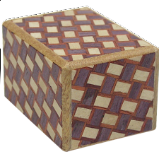 Mame 14 Step Kuzushi - Wood Puzzles