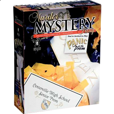 Teen Mystery - Panic at the Prom - Search Results
