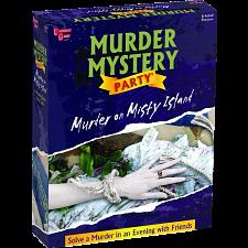 Murder Mystery Party - Murder on Misty Island -