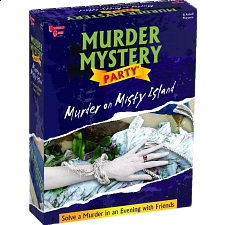 Murder Mystery - Murder on Misty Island - Search Results