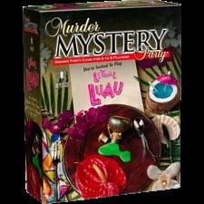 Murder Mystery - Lethal Luau - Murder Mystery