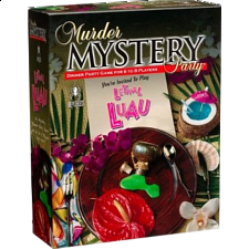 Murder Mystery - Lethal Luau - Games & Toys