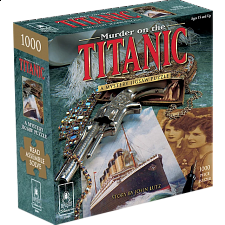 Mystery Puzzle - Murder on the Titanic - Mystery