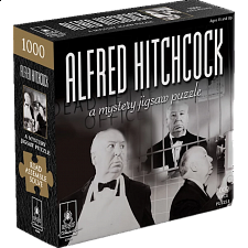 Mystery Puzzle - Alfred Hitchcock - Mystery